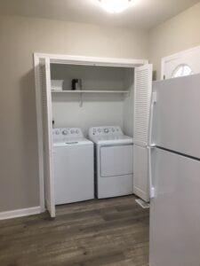 Restored Laundry